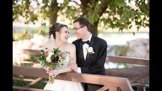Alex + Melissa | Anthem Country Club Wedding | KMH Photography