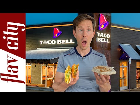 Is TACO BELL Really That Unhealthy?  | With Menu Review