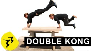 How To Double Kong Vault - How To Parkour Tutorial