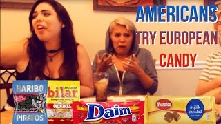 SPIT THAT LICORICE SHIT OUT! :: Americans Try European/Swedish Candy!!
