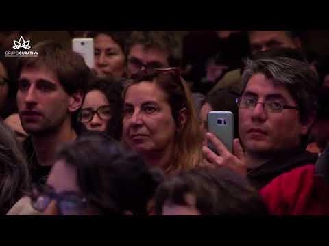 3er Seminario Internacional Cannabis Medicinal Santiago de Chile 2017