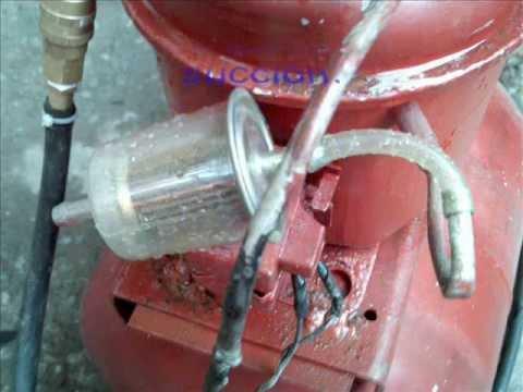 Como fabricar tu propio compresor para pintar dtu youtube - Pistola de pintura sin compresor ...