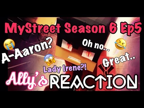 Playing wiTH MY EMOTIONS!||Mystreet Season 6 Ep5||When Angels Fall||Aaron's Losing Battle||Reaction