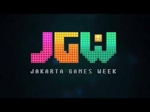 Jakarta Games Week trailer