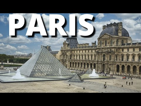 Tour Paris Vacation 2018 Visit France Travel City Break Guide Video