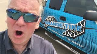 the grande tire network debut