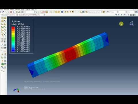 Tensile Test Simulation