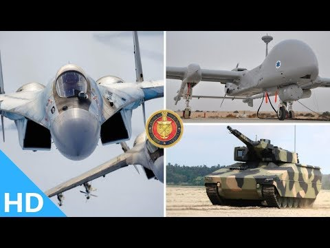 Indian Defence Updates : 126 Su-35 in MMRCA 2.0,15 Harop Drones Order,New Integrated Battle Group