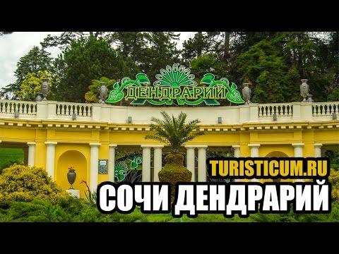 Сочинский Дендрарий.