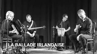 ALAIN MUSICHINI QUARTET – (BALLADE IRLANDAISE) – 29/10/2017