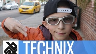 TECHNIX  | 12 Years Old Beatbox Rocket