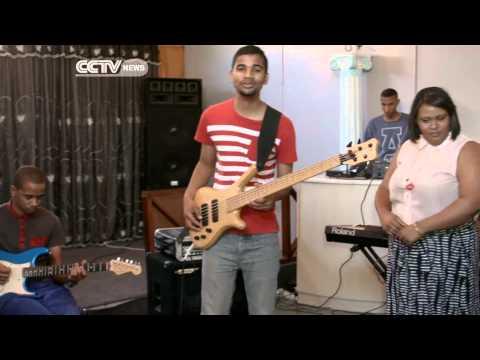 Young Jazz Singer Seeks to Make it Big