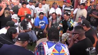 Iron Horse singers fort hall pow wow 2012 grand entry song - Stafaband