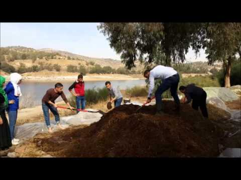 Hashemite University Volunteering Day at the RBG