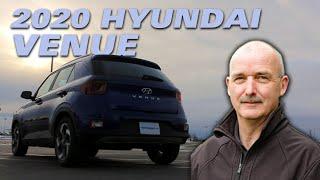 2020 Hyundai Venue - Test Drive