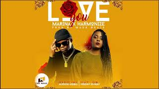 Marina ft Harmonize - Love You (Official Audio)