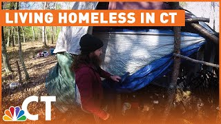 Living Homeless in Connecticut | NBC Connecticut