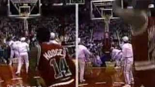 (1990) Michael Jordan in All-Star 3pt shootout competition