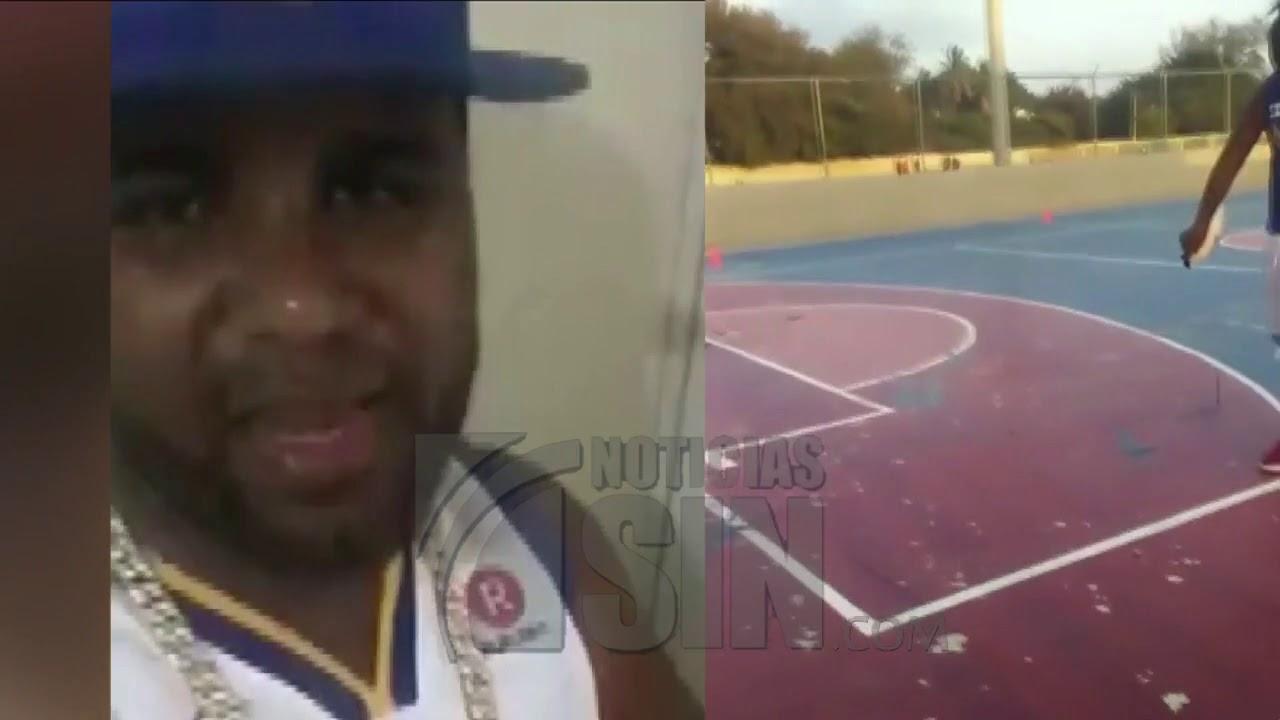 Resultado de imagen para Ordenan arresto de hombre que agredió mujer en cancha de baloncesto