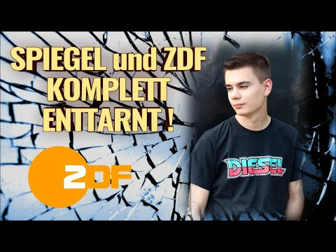 SPIEGEL und ZDF KOMPLETT ENTTARNT!