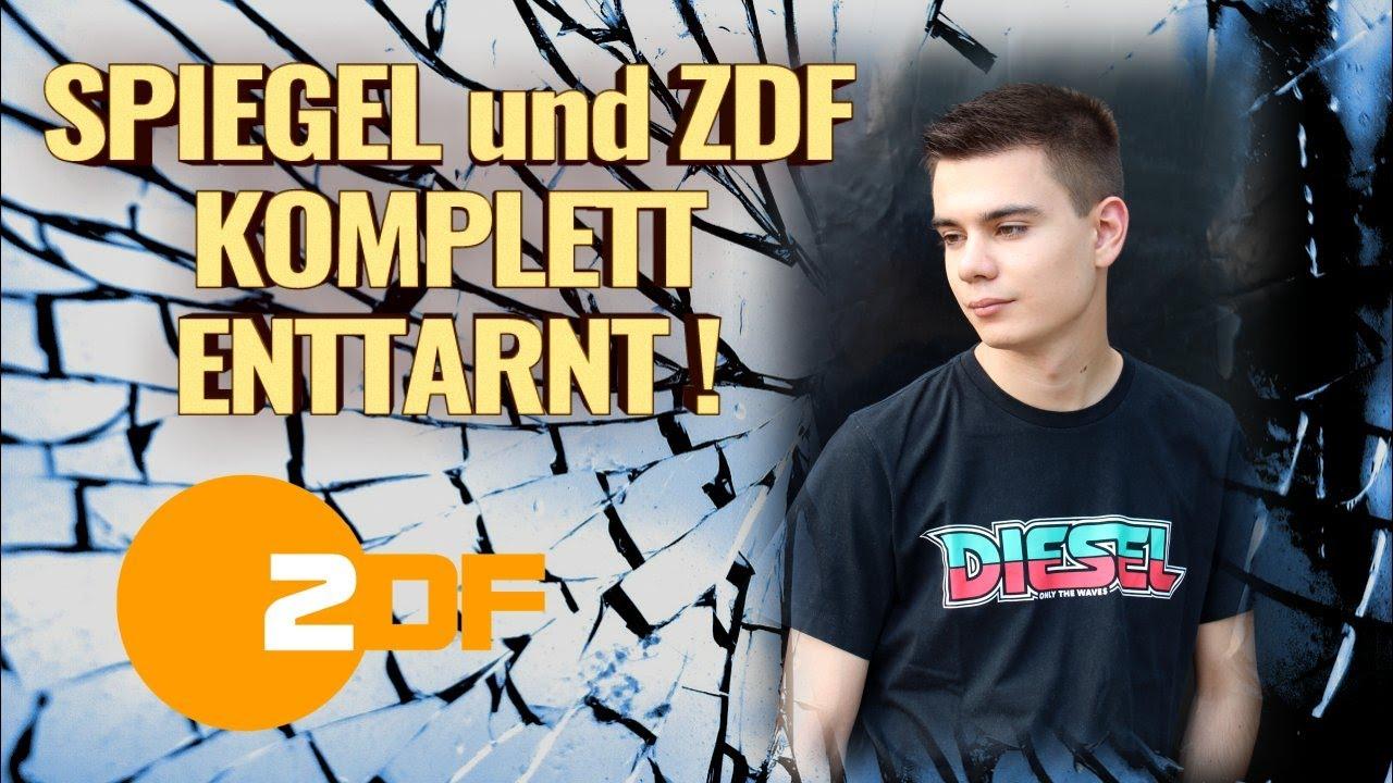 Neverforgetniki - SPIEGEL und ZDF KOMPLETT ENTTARNT!