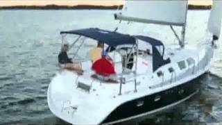 Hunter Sailboats -- Easy to Sail. Easy to Love!