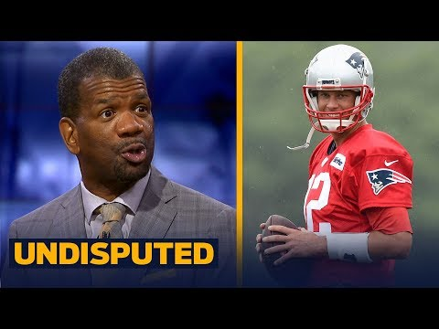 Rob Parker talks Tom Brady carrying the Patriots roster in 2018 | NFL | UNDISPUTED