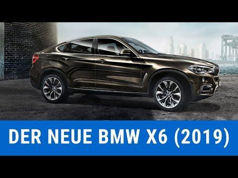 Der Neue Bmw X6 2019 Coming Soon Autowelt Deutschland Youtube
