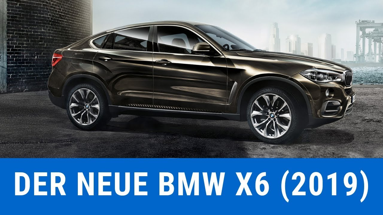 Der Neue Bmw X6 2019 Coming Soon Autowelt Deutschland