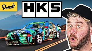 HKS - The ORIGINAL Japanese Tuning Company | Up to Speed