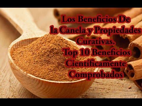 Los Beneficios De La Canela y Propiedades Curativas. Top 10 Beneficios Científicamente Comprobados