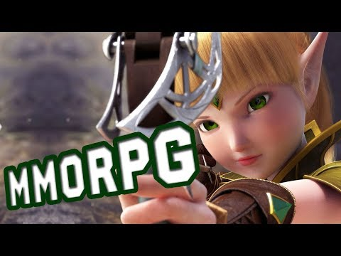 Top 12 New MMORPG Android & IOS Games To Play In 2019