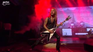 Judas Priest - Hell Bent For Leather -  Wacken Open Air 2015