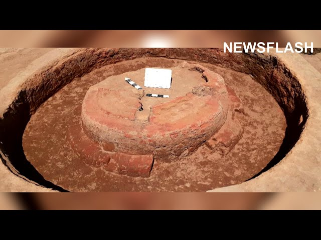 Pottery Workshop From Greco Roman Era Found