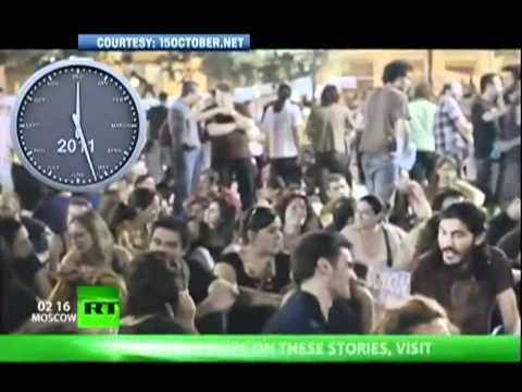 Occupy Wall Street Goes Global October 15th
