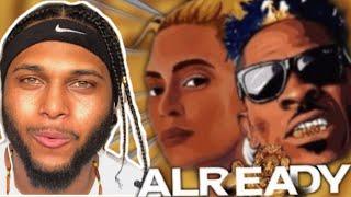 (TRB) 🇯🇲 Reacts To Beyoncé, Shatta Wale, Major Lazer – ALREADY (Official Video)