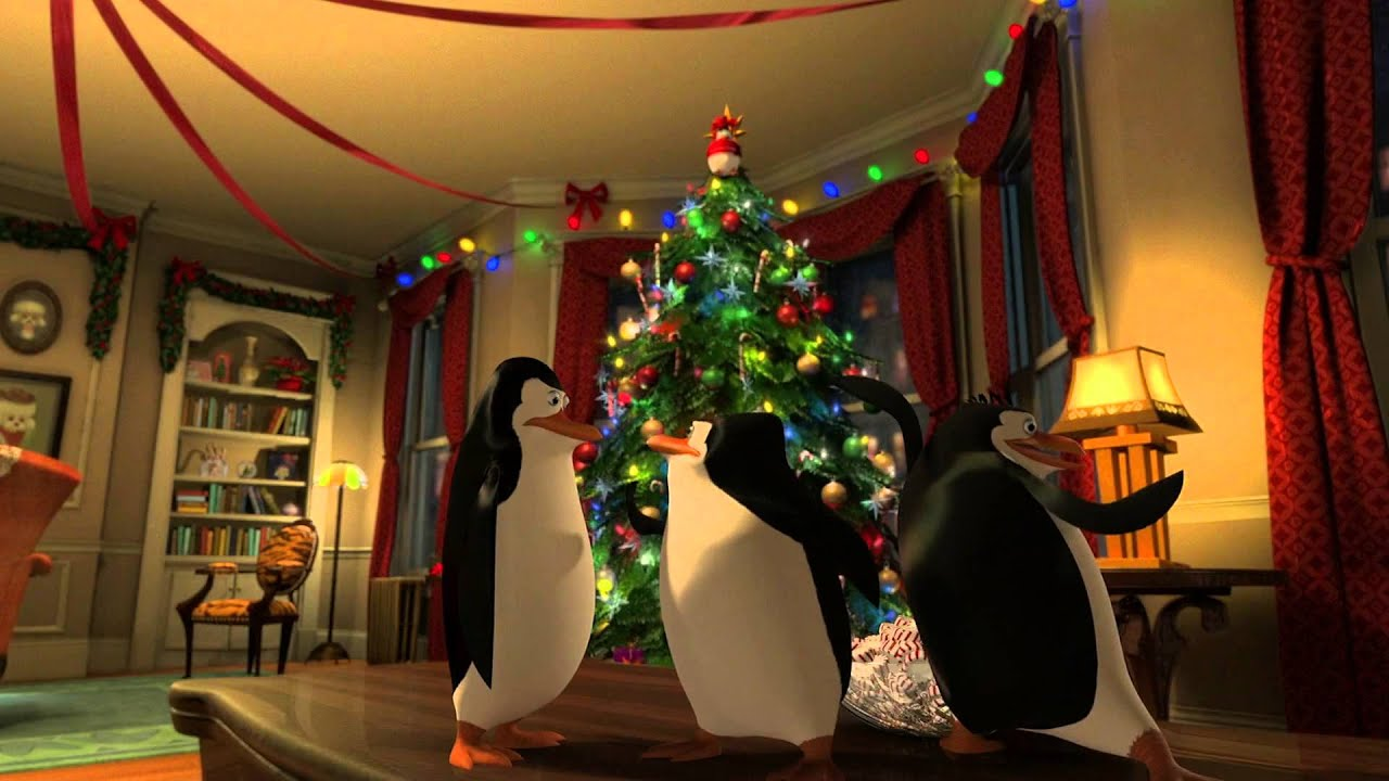 Алхан-юрт The.Madagascar.Penguins.in.A.Christmas.Caper ...
