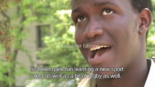 English - Young people and their free time (A1-A2 - with subtitles)