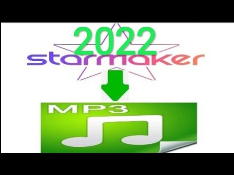 How to convert starmaker songs to MP3 || How to download Starmaker songs as MP3 ||