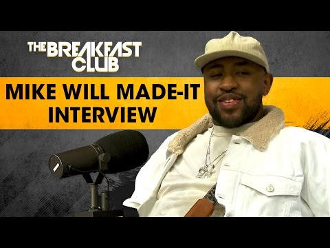 Mike Will Talks Producing For Kendrick Lamar, Katy Perry & Why Rae Sremmurd Are Ahead Of Their Time