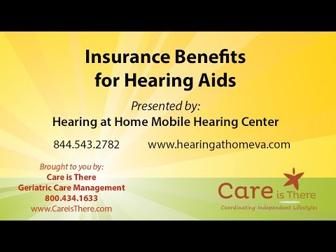 Insurance Benefits for Hearing Aids