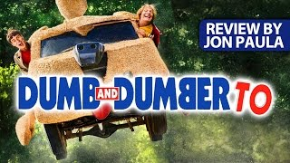 Dumb And Dumber To -- Movie Review #JPMN