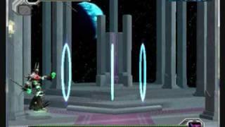 Megaman X8  - Zero y X (Ultimate Armor) Nivel Final