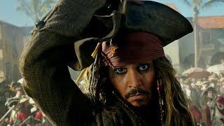Пираты Карибского моря: Мертвецы не рассказывают сказки - Трейлер на Русском #2 | 2017 | 2160p