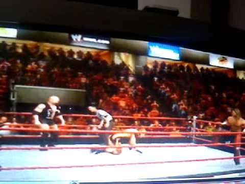 SvR 10 Sweet Chin Music And Stunner