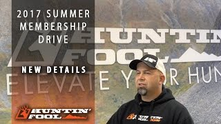 Win A Hunt from Huntin Fool's Membership Drive!