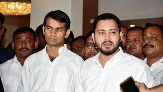 Tej's divorce family matter, won't talk in public: Tejashwi