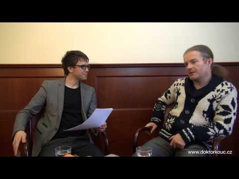 Pavel Šporcl v talkshow Tomáše Lukavce, 24.4.2014
