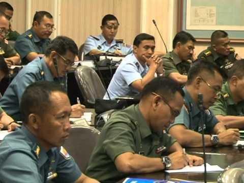 Pembekalan Panglima TNI Kepada Pasis Sesko TNI