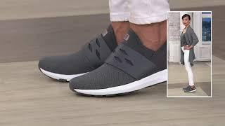 New Balance x Isaac Mizrahi Live! Slip-on Sneaker - 300 on QVC